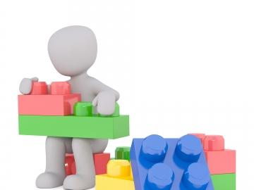 Lego Scavenger Hunt (Grades K-6): August  30 @ 4:00 PM