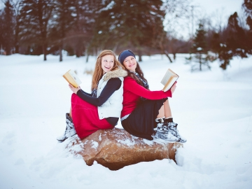 Winter Reading Program: December 16-January 20