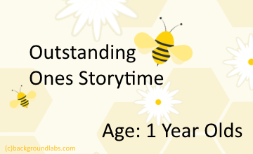 One Year Old Storytime: February 18 @ 10:30 AM - Sign up today
