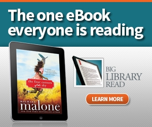 Big Library Read - We all read the same eBook