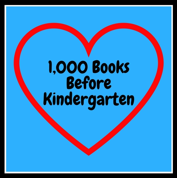 1000 Books Before Kindergarten cropped