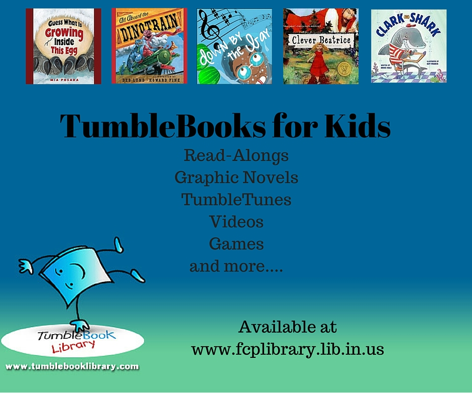 TumbleBook Library for Kids